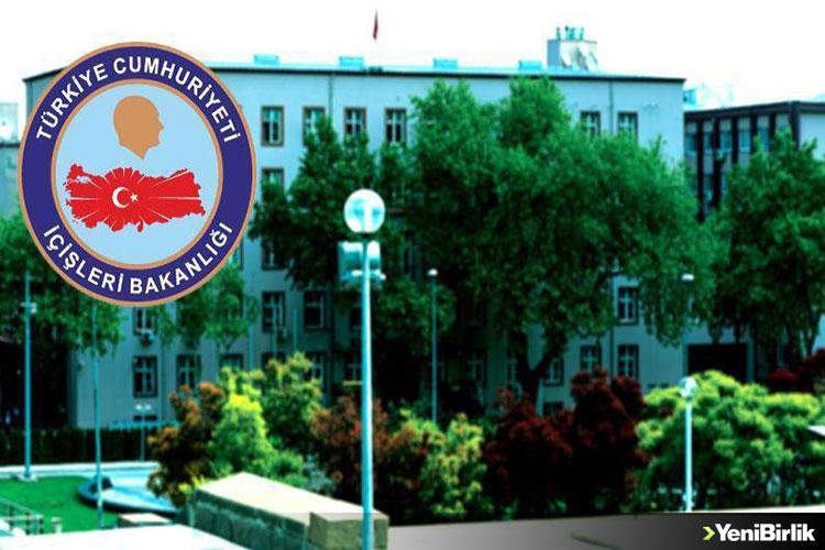 İÇİŞLERİ'NDEN MERKEL'E INTERPOL YANITI