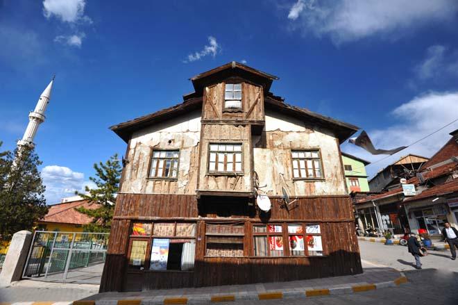 eskipazar evi