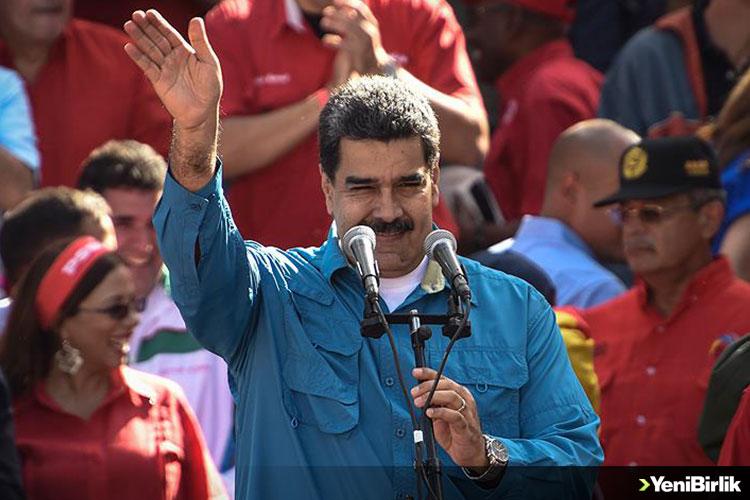 NİCOLAS MADURO'DAN MUHALEFETE YEŞİL IŞIK