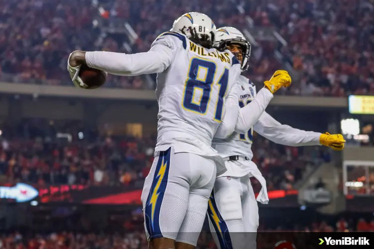 LOS ANGELES CHARGERS PLAY-OFF'U GARANTİLEDİ