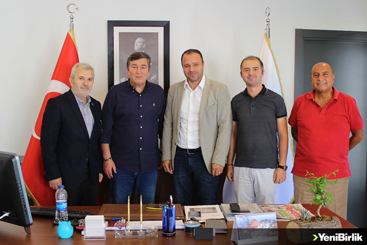 TOUR OF TURKEY 2018'İN AKREDİTASYONU YİNE TSYD'NİN
