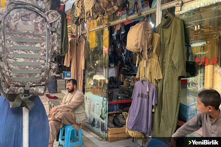 AFGANİSTAN'DA KURULAN 'BUSH PAZARI'NDA ÇİN HAKİMİYETİ
